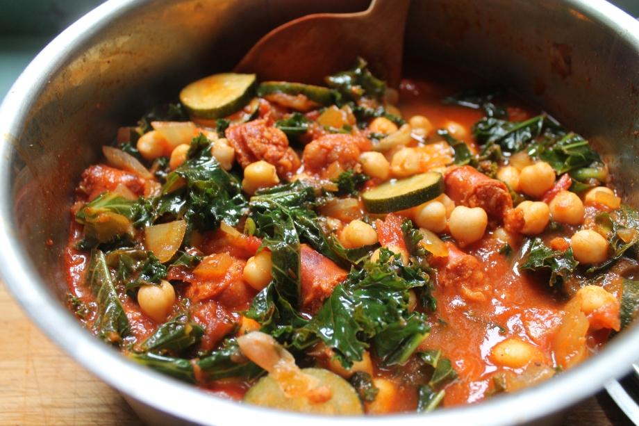 Spicy Winter Stew