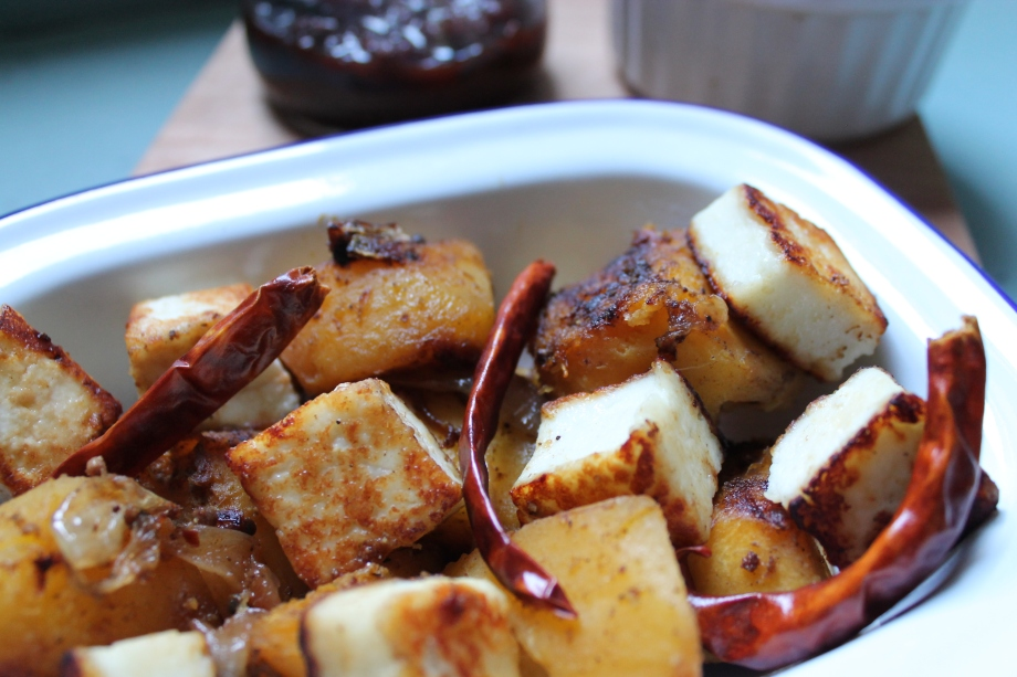 Spiced Pumpkin withPaneer