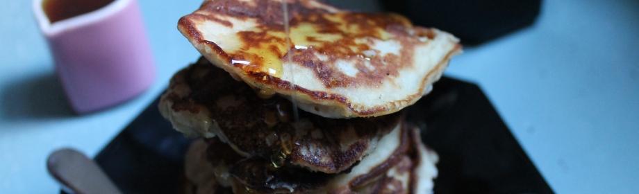 Little Paleo Pancakes