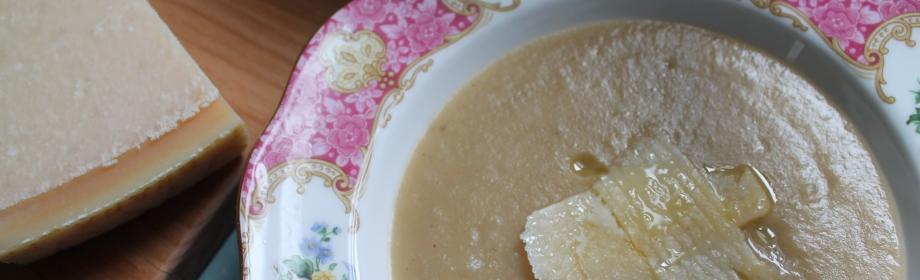 Creamy Jerusalem ArtichokeSoup
