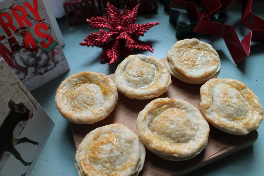 """No Mince"" Mince Pies"